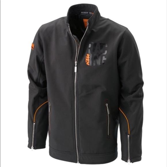 d2556848cc KTM Jackets & Coats   Mens Softshell Jacket Sz Large   Poshmark